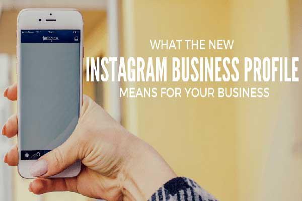 اکانت اینستاگرام خود را تجاری کنید