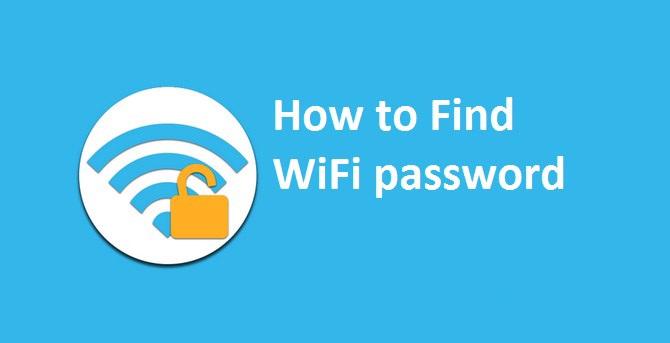 بازیابی رمز وای فای در ویندوز