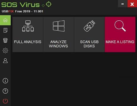 حذف ویروس فلش و مموری با نرم افزار UsbFix