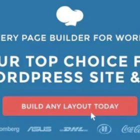 دانلود افزونه ویژوال کامپوزر WPBakery Page Builder