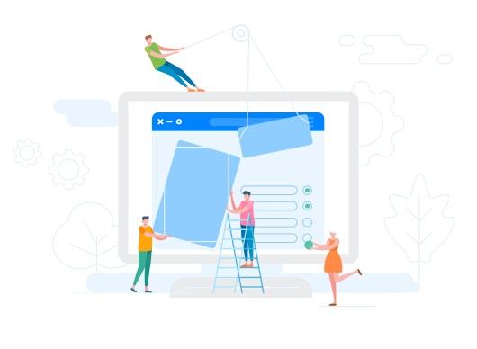 طراحی سایت شخصی اختصاصی
