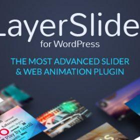 افزونه اسلایدر پیشرفته وردپرس LayerSlider