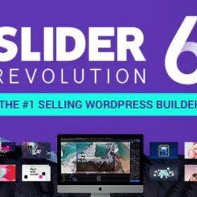 دانلود افزونه اسلایدر رولوشن نسخه فارسی Slider Revolution