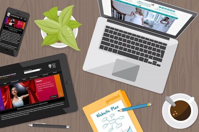 مراحل طراحی سایت وردپرس